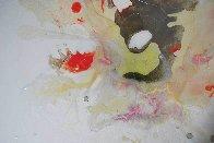 Petalouda (Butterfly) 2016 36x36 Original Painting by Joseph Kinnebrew - 4