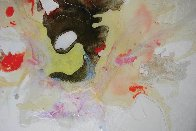 Petalouda (Butterfly) 2016 36x36 Original Painting by Joseph Kinnebrew - 5