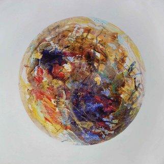 Venus from Celestina 2014 24x24 in Original Painting by Joseph Kinnebrew