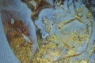 Anais from Celestina 2014 24x24 Original Painting by Joseph Kinnebrew - 10
