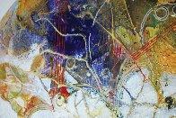 Anais from Celestina 2014 24x24 Original Painting by Joseph Kinnebrew - 7