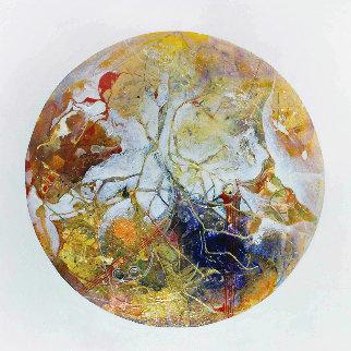 Anais from Celestina 2014 24x24 Original Painting by Joseph Kinnebrew
