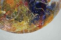 Anais from Celestina 2014 24x24 Original Painting by Joseph Kinnebrew - 5