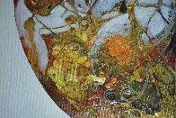 Anais from Celestina 2014 24x24 Original Painting by Joseph Kinnebrew - 4
