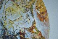 Anais from Celestina 2014 24x24 Original Painting by Joseph Kinnebrew - 2