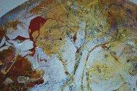 Anais from Celestina 2014 24x24 Original Painting by Joseph Kinnebrew - 9