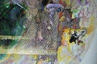 Theo X22 from Celestina 2014 24x24 Original Painting by Joseph Kinnebrew - 9