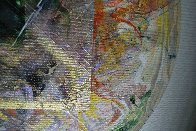 Theo X22 from Celestina 2014 24x24 Original Painting by Joseph Kinnebrew - 4