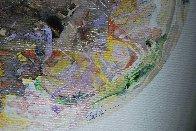 Theo X22 from Celestina 2014 24x24 Original Painting by Joseph Kinnebrew - 5