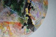 Theo X22 from Celestina 2014 24x24 Original Painting by Joseph Kinnebrew - 6