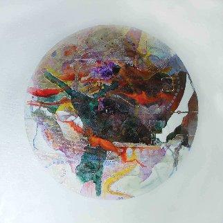 Clars Y9d From Celestina 2014 24x24 Original Painting - Joseph Kinnebrew