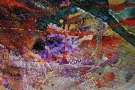 Clars Y9d From Celestina 2014 24x24 Original Painting by Joseph Kinnebrew - 9