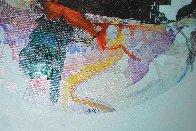 Clars Y9d From Celestina 2014 24x24 Original Painting by Joseph Kinnebrew - 2