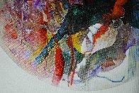 Clars Y9d From Celestina 2014 24x24 Original Painting by Joseph Kinnebrew - 6