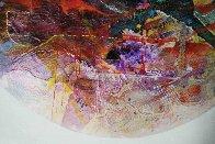 Clars Y9d From Celestina 2014 24x24 Original Painting by Joseph Kinnebrew - 8