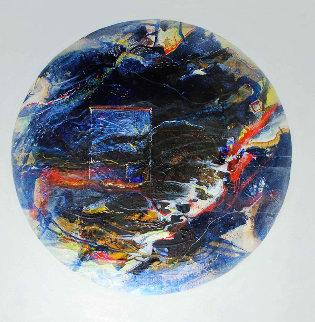 Novicius From Celestina 2014 24x24 Original Painting - Joseph Kinnebrew
