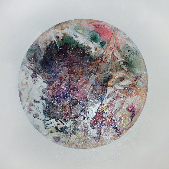 Zphoneous 2016 48x48 Original Painting by Joseph Kinnebrew