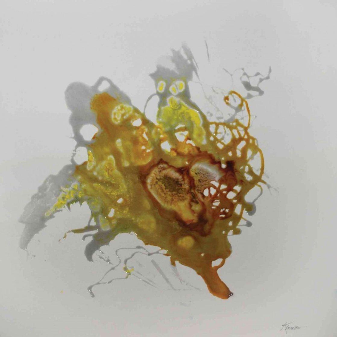 Persephone 2016 24x24 Original Painting by Joseph Kinnebrew