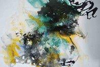 Xenomorpheus  2016 36x36 Original Painting by Joseph Kinnebrew - 1