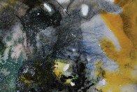 Xenomorpheus  2016 36x36 Original Painting by Joseph Kinnebrew - 3