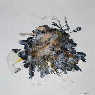 Invictus 2016 36x36 Original Painting by Joseph Kinnebrew