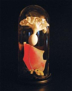 Untitled Glass Sculpture 2015 Sculpture by Joseph Kinnebrew