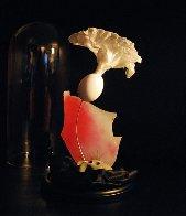 Untitled Glass Sculpture 2015 Sculpture by Joseph Kinnebrew - 4