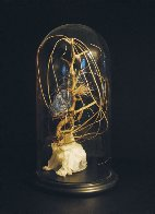 Untitled Glass Sculpture  2015 Sculpture by Joseph Kinnebrew - 0