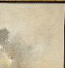 Marsh Scene 1974 46x46 Original Painting by John Alexander - 4