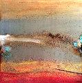 Stream Measure III  Original Painting - John Douglas