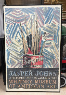 Savarin Whitney Museum Poster 1977 Other by Jasper Johns - 1