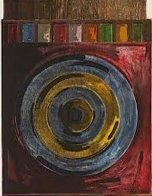 Target With Plaster Casts 1979 Limited Edition Print by Jasper Johns - 0