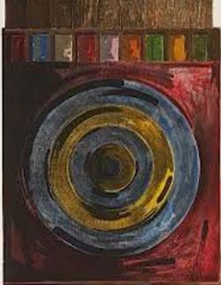 Target With Plaster Casts 1979 Limited Edition Print by Jasper Johns