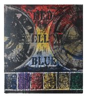 Untitled Lithograph 1977  Limited Edition Print by Jasper Johns - 0