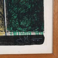 Untitled Lithograph 1977  Limited Edition Print by Jasper Johns - 1