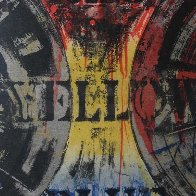 Untitled Lithograph 1977  Limited Edition Print by Jasper Johns - 5