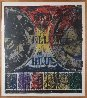 Untitled Lithograph 1977  Limited Edition Print by Jasper Johns - 6