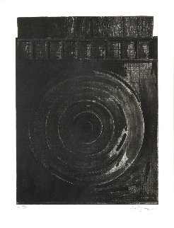 Target With Plaster Casts  AP  1980 Limited Edition Print - Jasper Johns
