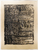 Two Flags (Ulae 212) 1980 Limited Edition Print by Jasper Johns - 1