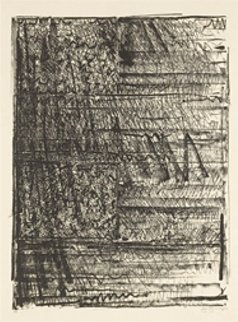 Two Flags (Ulae 212) 1980 Limited Edition Print - Jasper Johns