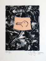 Untitled, For Harvey Grant 1990 Limited Edition Print by Jasper Johns - 3