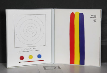 Target 1970 Limited Edition Print by Jasper Johns