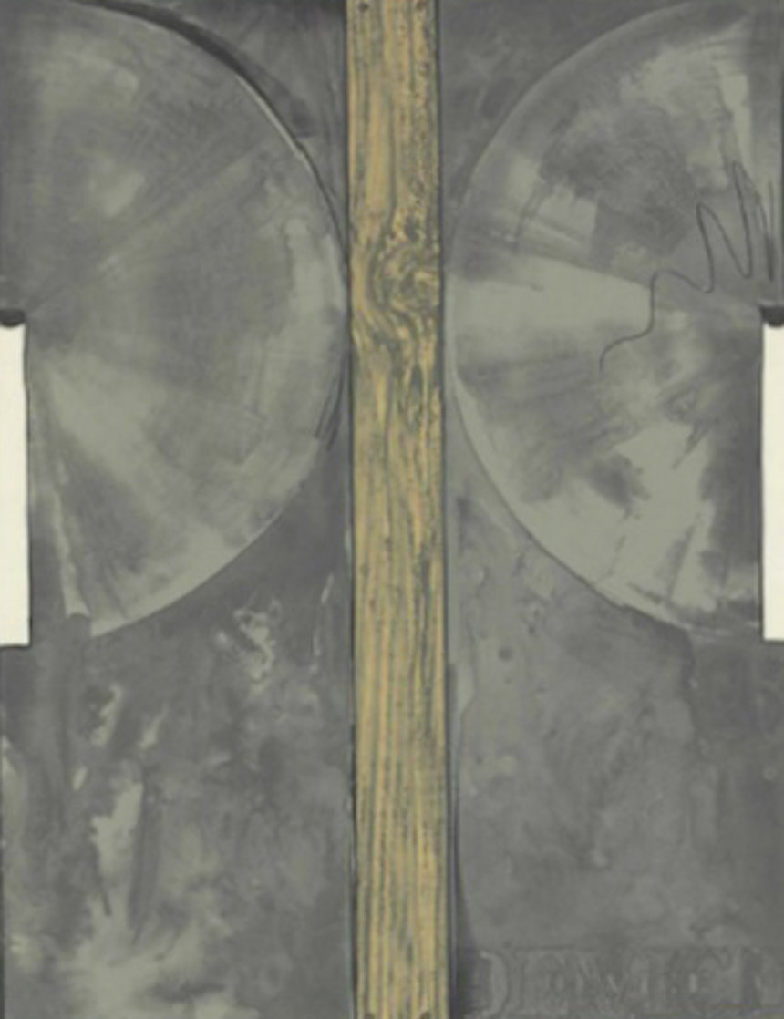 Device 1962 Limited Edition Print by Jasper Johns