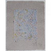 0 Through 9 1977 Limited Edition Print by Jasper Johns - 2