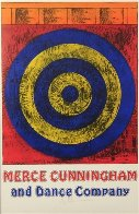 Target For Merce Cunningham (Signed) 1968 HS Limited Edition Print by Jasper Johns - 1