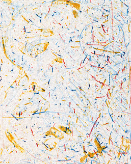 0 Through 9 1977 Limited Edition Print by Jasper Johns