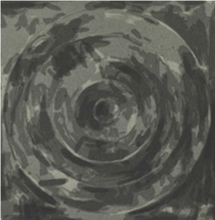 Target, From Meyer Shapiro 1973 Limited Edition Print - Jasper Johns