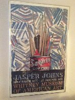 Savarin poster 1977 46x30 Super Huge Limited Edition Print by Jasper Johns - 1