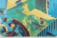 Stage Set: Suite of Four Prints  1982 Limited Edition Print by Allen Jones - 1
