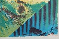 Stage Set: Suite of Four Prints  1982 Limited Edition Print by Allen Jones - 2